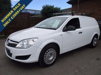 USED 2012 VAUXHALL ASTRA CLUB 1.7 CDTI 108 BHP WITH BLUETOOTH & HISTORY