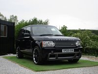 USED 2009 09 LAND ROVER RANGE ROVER 3.6 TDV8 WESTMINSTER 5d AUTO 272 BHP