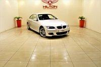 USED 2007 07 BMW 3 SERIES 2.0 320D M SPORT 2d AUTO 175 BHP TOP SPEC + ALCANTRA SEATS INTERIOR + UPGRADE ALLOYS
