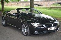 2008 BMW 6 SERIES 3.0 630I SPORT 2d AUTO 269 BHP £10999.00