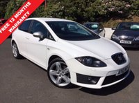 USED 2012 SEAT LEON 2.0 CR TDI FR PLUS 5d 168 BHP