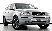 USED 2012 12 VOLVO XC90 2.4 D5 R-Design Estate Geartronic AWD 5dr Sat Nav, Heated Leather, USB
