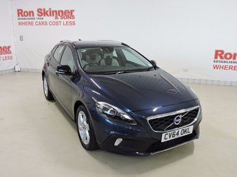2014 VOLVO V40 1.6 D2 CROSS COUNTRY LUX 5d 113 BHP £11499.00