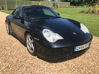 USED 2005 54 PORSCHE 911 3.6 CARRERA 4 S 2d 316 BHP HEATED LEATER, SATNAV