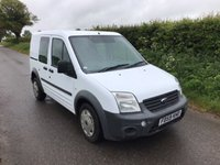 2010 FORD TRANSIT CONNECT T200 LR £3995.00
