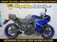USED 2013 63 YAMAHA R1 13  GOOD & BAD CREDIT ACCEPTED, OVER 500+ BIKES