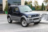 USED 2009 59 SUZUKI JIMNY 1.3 SZ4 3d 4WD WINTER IS COMING