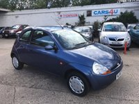 USED 2006 56 FORD KA 1.3 COLLECTION 3d 69 BHP