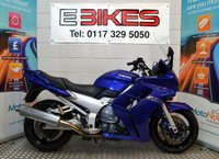USED 2001 Y YAMAHA FJR1300 - FREE DELIVERY* !!