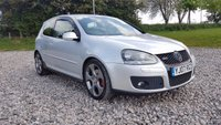 USED 2007 07 VOLKSWAGEN GOLF 2.0 GTI 3d 197 BHP