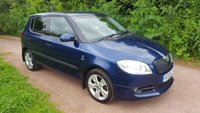 USED 2008 08 SKODA FABIA 1.9 SPORT TDI 5d 103 BHP **GREAT HISTORY**LOVELY CONDITION**SMOOTH DRIVE**