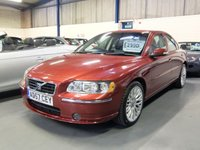 USED 2007 57 VOLVO S60 2.4 D5 SE SPORT 4d 185 BHP