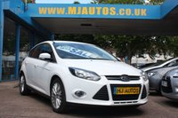 USED 2014 14 FORD FOCUS 1.6 ZETEC TDCI 5door 113 BHP ZERO DEPOSIT FINANCE AVAILABLE ....DRIVE AWAY TODAY