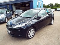 USED 2009 FORD FIESTA 1.2 STYLE 5d 81 BHP SERVICE HISTORY