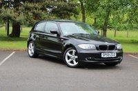 2009 BMW 1 SERIES 2.0 116I SPORT 3d 121 BHP £5980.00