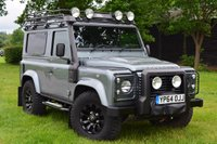 USED 2014 64 LAND ROVER DEFENDER 2.2 TD XS STATION WAGON 1d 122 BHP **IMMACULATE..........AS EXPECTED**