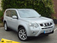 USED 2011 61 NISSAN X-TRAIL 2.0 TEKNA DCI 5d 4X4 **PANORAMIC GLASS  ROOF**