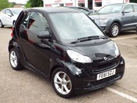 2011 SMART FORTWO 1.0 PULSE MHD 2d 71 BHP £3250.00