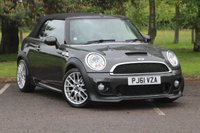 USED 2012 61 MINI CONVERTIBLE 2.0 COOPER SD 2d 141 BHP