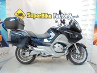 USED 2012 62 BMW R1200RT  GOOD & BAD CREDIT ACCEPTED, OVER 300+ BIKES