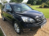 USED 2011 60 HONDA CR-V 2.0 I-VTEC EX 5d 148 BHP HEATED LEATHER, SATNAV, PARK ASSIST