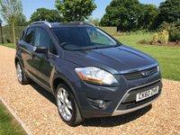 2010 FORD KUGA 2.0 TITANIUM TDCI AWD 5d 163 BHP £9000.00