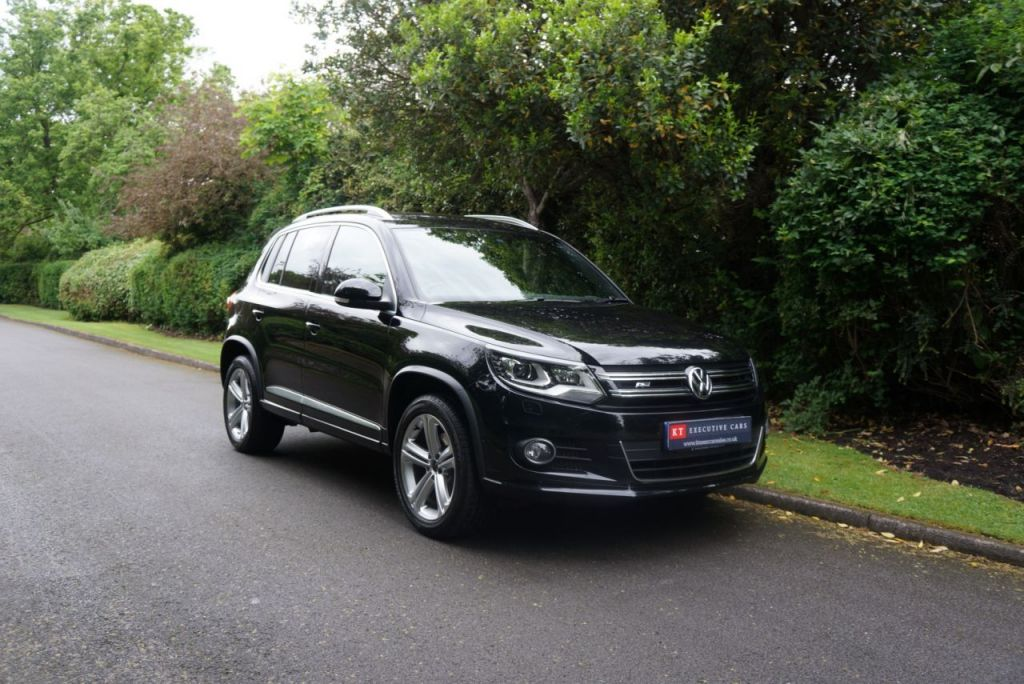 used 2015 volkswagen tiguan r line for sale harrow cargurus. Black Bedroom Furniture Sets. Home Design Ideas