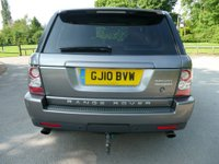 USED 2010 10 LAND ROVER RANGE ROVER SPORT 5.0 V8 HSE 5d 510 BHP