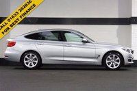 2016 BMW 3 SERIES 3.0 335D XDRIVE LUXURY GRAN TURISMO 5d AUTO 309 BHP £25000.00