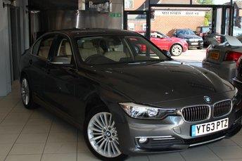 2013 BMW 3 SERIES}
