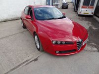 2009 ALFA ROMEO 159 1.7 TBI LUSSO 4d 200 BHP £6500.00