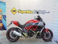USED 2012 12 DUCATI DIAVEL  GOOD & BAD CREDIT ACCEPTED, OVER 300+ BIKES