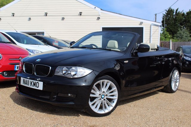 View our 2011 11 BMW 1 SERIES 2.0 118I SPORT 2d 141 BHP