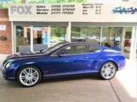 USED 2007 07 BENTLEY CONTINENTAL 6.0 GT 2d AUTO 550 BHP BENTLEY CONTINENTAL 6.0 GT 2d AUTO 550 BHP