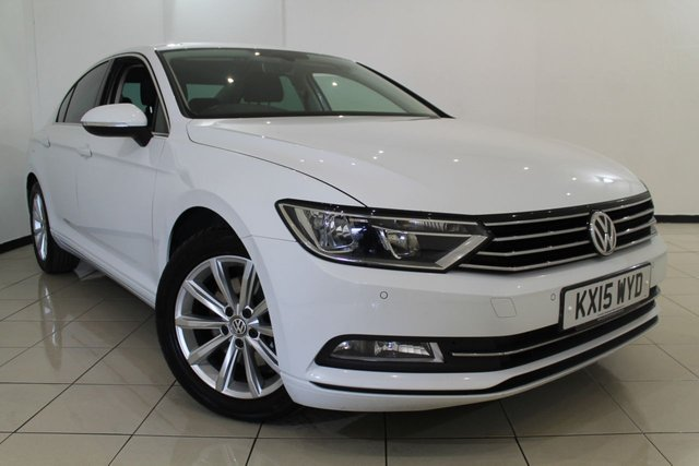 View our 2015 15 VOLKSWAGEN PASSAT 2.0 SE BUSINESS TDI BLUEMOTION TECHNOLOGY 4DR 148 BHP