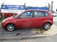 USED 2007 56 FORD FIESTA 1.4 GHIA 16V 5d 80 BHP 1 Former Keeper  . 3 Stamps Of  Service History  . New Mot & Full Service Done On Collection . 2 Years Free Mot & Full Service Included . Finance Arranged-Credit Cards Accepted . Warranty Included . All Cars HPI Free .