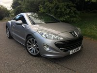 USED 2011 11 PEUGEOT RCZ 1.6 THP SPORT 2d 156 BHP PLEASE CALL TO VIEW