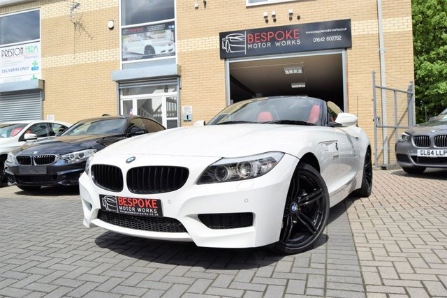 2011 61 BMW Z4 SDRIVE30I M SPORT HIGHLINE EDITION