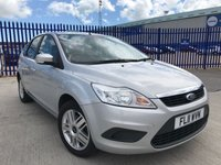 2011 FORD FOCUS 1.8 STYLE 5d 124 BHP £5250.00