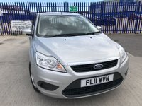 USED 2011 11 FORD FOCUS 1.8 STYLE 5d 124 BHP
