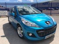 2011 PEUGEOT 207 1.4 SPORTIUM 3d 95 BHP £3500.00