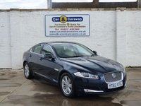 USED 2012 62 JAGUAR XF 2.2 D LUXURY 4d AUTO 190 BHP FULL JAGUAR HISTORY 0% Deposit Finance Available