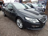 USED 2011 60 VOLKSWAGEN PASSAT 2.0 CC GT TDI BLUEMOTION TECHNOLOGY DSG 4d AUTO 139 BHP LEATHER, SAT NAV, HEATED SEAT, ALLOYS, F.S.H