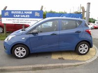 USED 2015 15 HYUNDAI I10 1.0 S 5d 65 BHP 1 Owner Car . 2 Stamps Of  Service History . £20 Yearly Road Tax . New Mot & Full Service Done On Collection . 2 Years Free Mot & Full Service Included . Finance Arranged-Credit Cards Accepted . Warranty Included . All Cars HPI Free