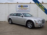 USED 2007 07 CHRYSLER 300C 3.0 CRD 5d AUTO 215 BHP Full Service History 0% Deposit Finance Available