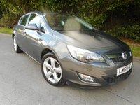 2011 VAUXHALL ASTRA 1.4 SRI 5d 98 BHP £4995.00