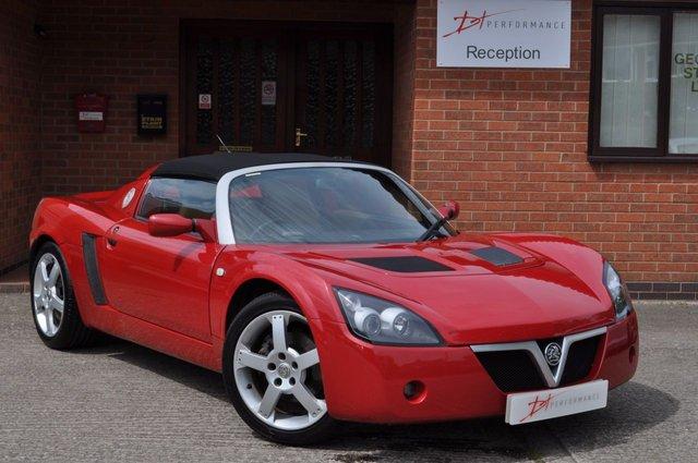 2001 Y VAUXHALL VX220 2.2 16V 2d 147 BHP