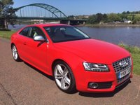 USED 2008 08 AUDI A5 4.2 S5 V8 QUATTRO 2d 354 BHP **FULL SERVICE HISTORY**