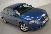 USED 2005 55 AUDI A4 1.8 T SE 4d 161 BHP