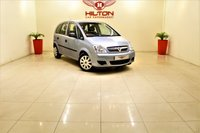 USED 2008 57 VAUXHALL MERIVA 1.4 LIFE 16V TWINPORT 5d 90 BHP + GOOD CONDITION + DRIVES PERFECT